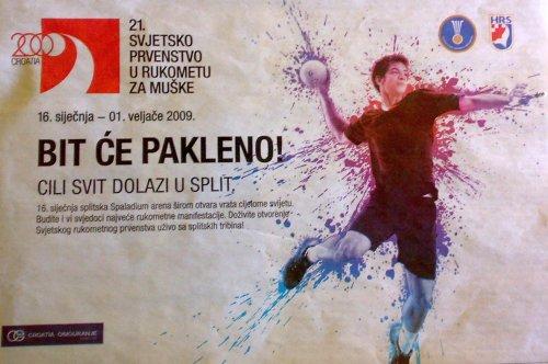 Drago Vojnović na plakatu HRS