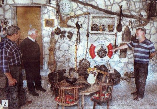 Eksponati iz zbirke Ivana Radilovića