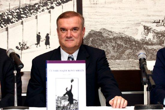 Jurica Gizdić dobio je Medalju grada Splita