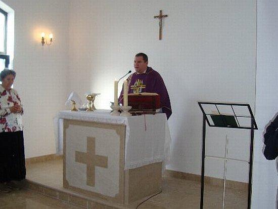 Kapela na Sustipanu u Sumpetru