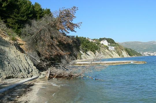 erozija plaža