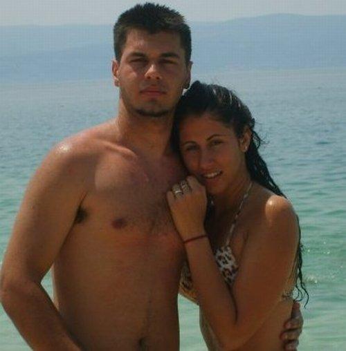 Kristina Lažeta s bratom Tomislavom