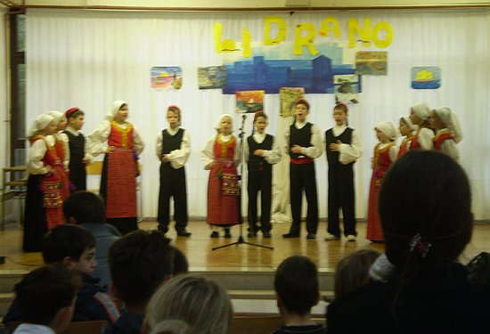 "Klapa ""Jidro"" na Lidranu"