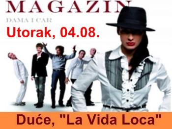 Magazin u La Vida Loce