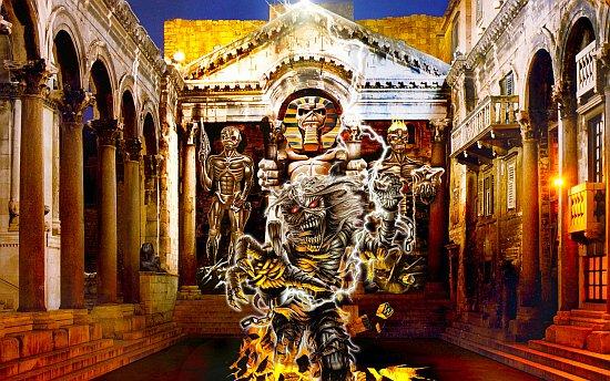 Iron Maiden u Splitu