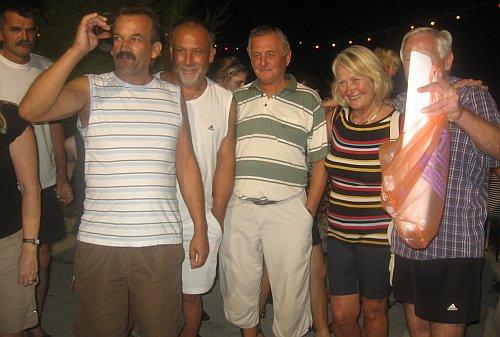 Ribarska večer na Malom Ratu 2010.
