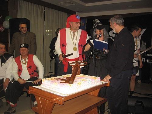 predaja kluča maškarama u Omiši