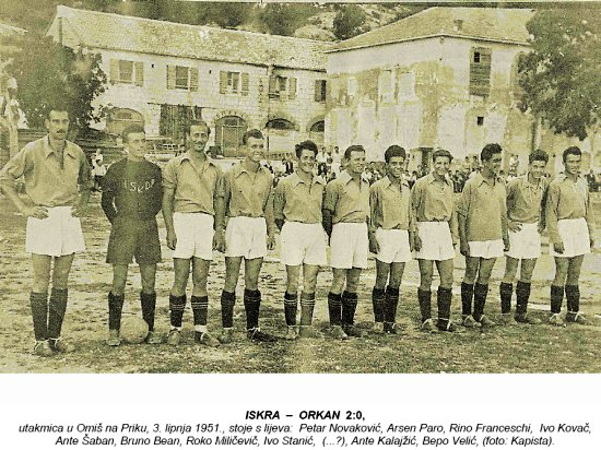 Proslava 90 godina NK Omiš