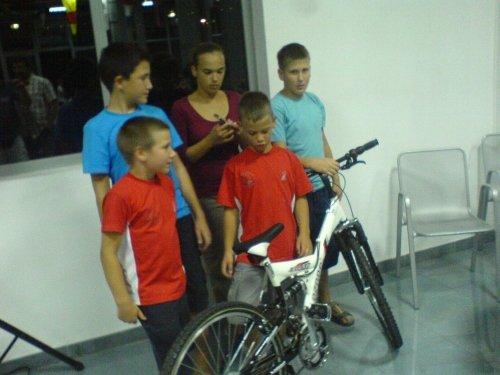 teova nova bicikla