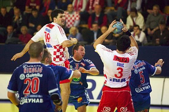 rukometaši Hrvatske