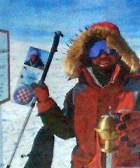pauletić na južnom Polu