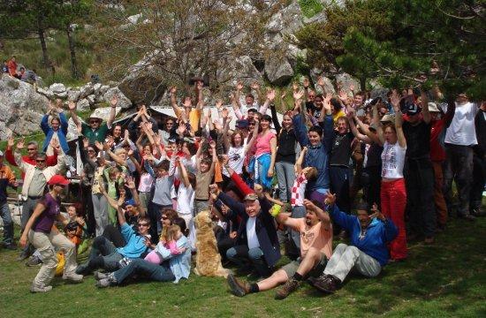 planinari na Imberu