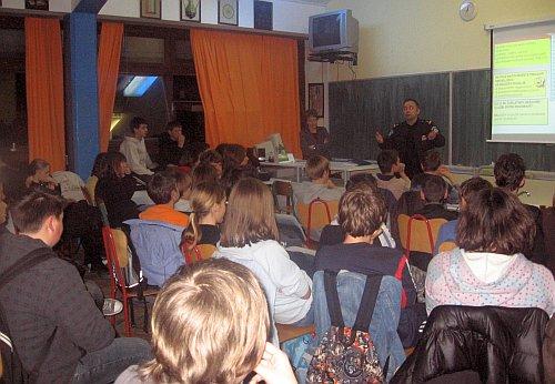PP Omiš - policija u zajednici