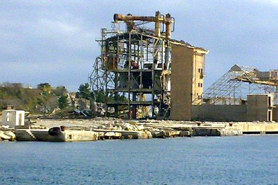 Ruševine Tvornice