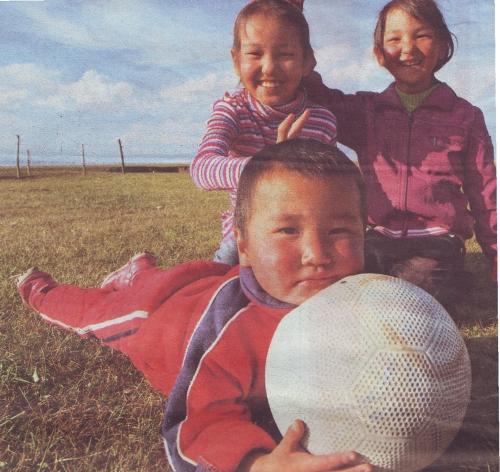 Song Kol: zaigrani mali Kirgistanci
