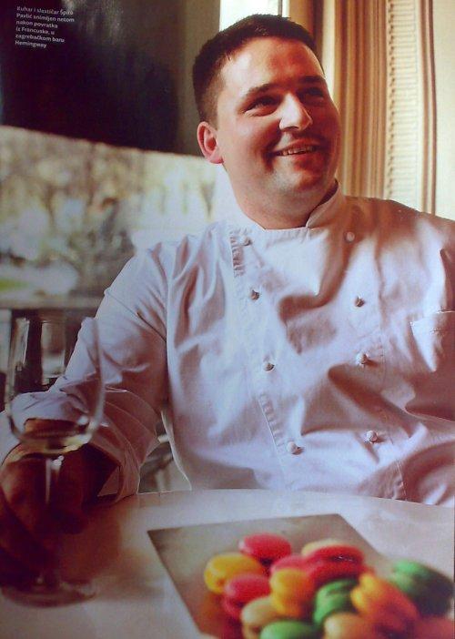 Špiro Pavlić, najlatentiraniji mladi hrvatski kuhar