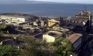 Kompleks Tvornice Dalmacija u Dugom Ratu