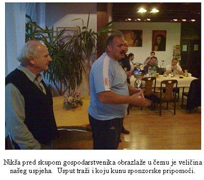 Vaterpolo veterani Omiša u junačkoj bitci za Bratislavu
