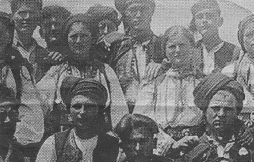 """Djevojke koje nisu htjele sudjelovati u obredu """"gonjanja"""" bile su često i protjerivane iz sela"""