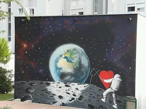 Dugoratski grafiti