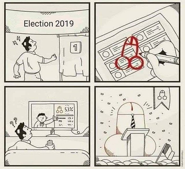 izađi na izbore
